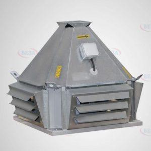 Вентиляторы крышные дымоудаления КРОС-ДУ/ДУВ