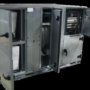 Промышленный адсорбционный осушитель воздуха DRYSTAR